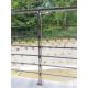 Balustrada model BOSTON MGA5I aluminiowa, wys. 96 cm, 5 x 14 x 14 mm