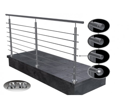 Balustrada model SABRE 170